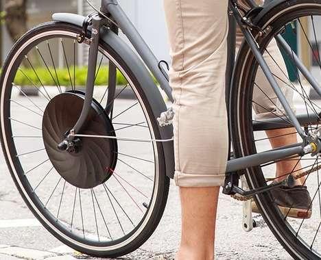 Bike-Upgrading Electric Wheels