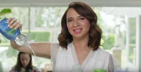 Eco-Conscious Comedic Cleaner Campaigns - Seventh Generation 'Come Clean' Features Maya Rudolph