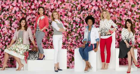Empowering Clothing Collaborations - Talbots Has Partnered with O Magazine for a Special Collection