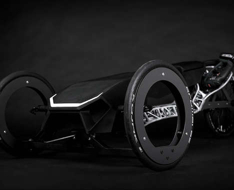 Power Tool-Powered Vehicles