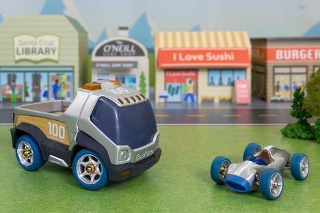 Realistic Driving Performance Toys - The Enduro Toy Cars are Interactive and Eco-Friendly