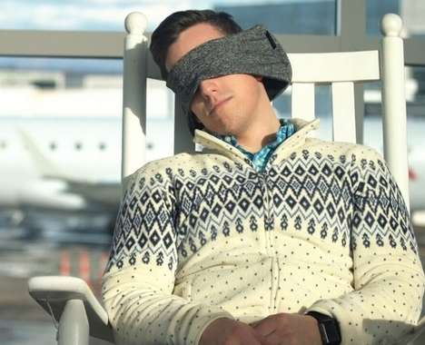 Eye Mask Travel Pillows