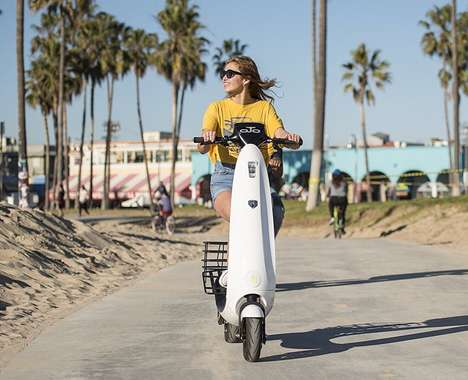 Eco-Friendly Adult Scooters