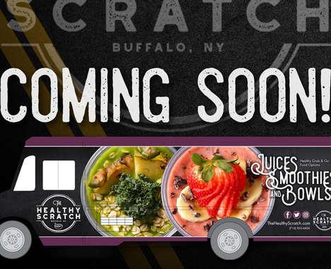 Health-Conscious Food Trucks