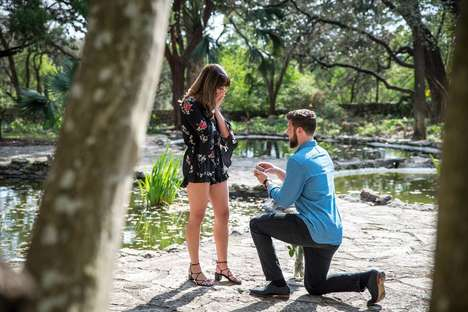 Paparazzi Proposal Services - Paparazzi Proposals Captures Romantic Engagements with Candid Shots