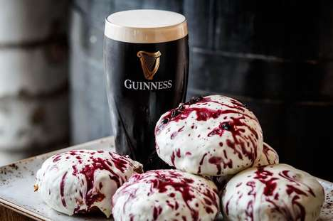 Irish Stout Donuts - Aungier Danger Created a Chocolate Donut to Pair with a Pint of Guinness