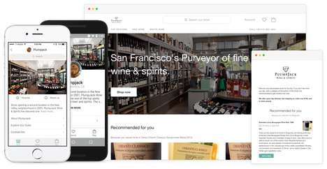 Wine Delivery Apps - The Banquet App Allows Users to View Quality Wines and Order Them