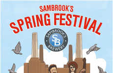 Sambrook's Brewery is Launching Its Newest IPA with a Springtime Party