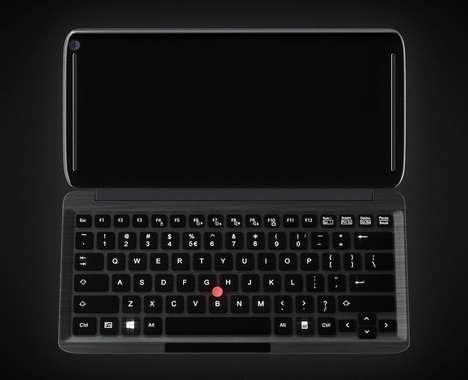 LTE-Enabled Mini Laptops