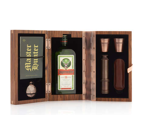 Vintage Alcohol Gift Sets