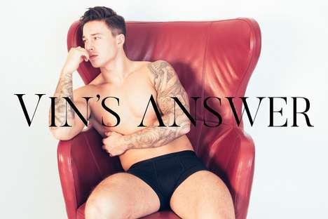 Ultra-Soft Underwear - Underwear from Vin's Answer is Three Times Softer Than Cotton