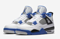 The Air Jordan IV Motorsports Pays Tribute to MJ's Racing Team