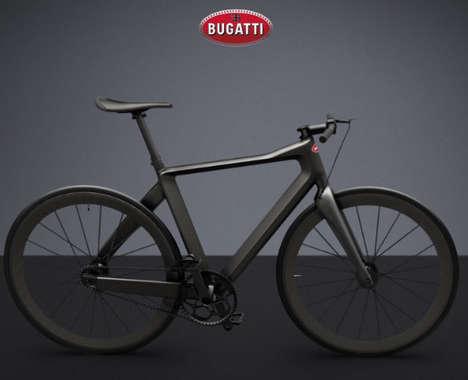 Car Brand Bicycle Designs