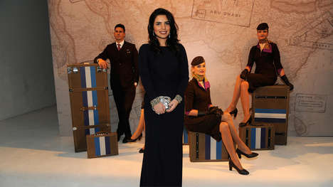 Fashion-Focused Travel Programs - Etihad's 'Runway to Runway' Caters to the Fashion Community