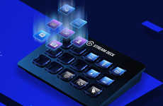 Programmable Gamer Control Panels