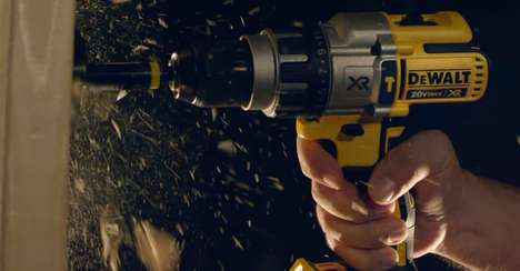 Transformative Outdoor Tool Systems - The DeWalt Flexvolt System Offers Several Tools in One