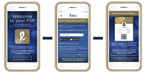 Premium Department Store Apps - The Rustan's FSP App Lets Users Earn Points for Scanning Merchandise