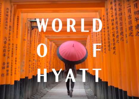 Revamped Hotel Loyalty Programs - 'World of Hyatt' is an Update on the Hotel Chain's 'Gold Passport'