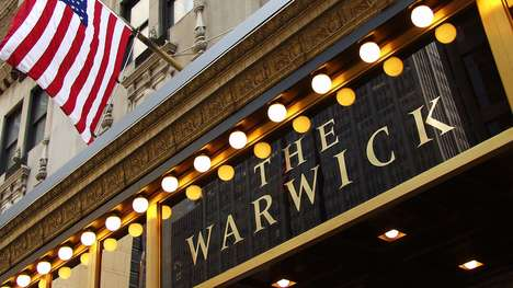 Luxury Hotel Loyalty Programs - 'Warwick Journeys' Eschews Points in Favor of Benefits-Based Rewards