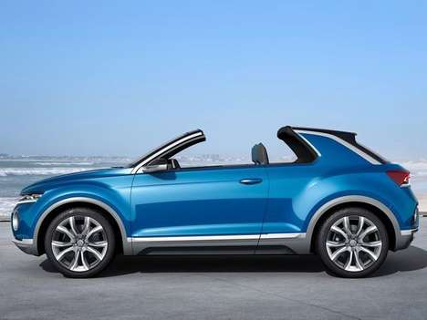 The Volkswagen T-Roc Will Be Put into Production and Sold Stateside