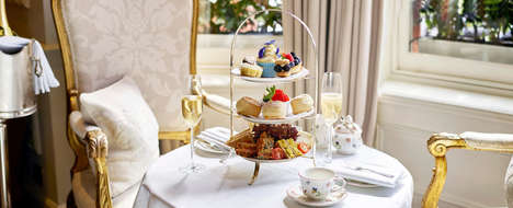 Vegan-Friendly Tea Parties - The Egerton House Hotel is Now Offering a 'Vegan Afternoon Tea'