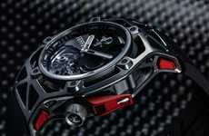 Celebratory Supercar Chronographs