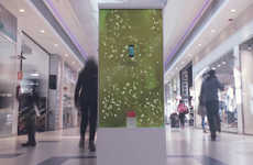 This Soap Ad Campaign Features Enormous Petri Dishes Full of Live Bacteria