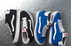 The Vans x Schoeller Waterproof Shoes are Ready for Any Season