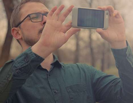 Slim Solar Smartphone Cases - The 'Synthetic' Solar iPhone Case Enables Eco-Friendly Charging