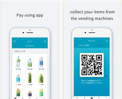 Vending Machine Apps