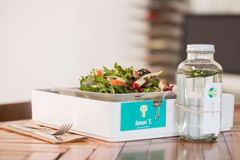 Nutritious Workplace Lunch Services - LunchOwl Aims to Create Productive Employees Through Food