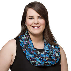 Hawaiian Extraterrestrial Scarves - This Infinity Scarf from ThinkGeek Has a Playful Design
