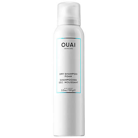 Waterless Hair-Cleansing Foams - Ouai Offers a Convenient Method of Cleaning Hair Without Washing It