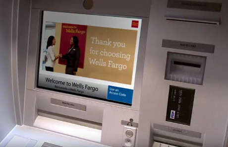 Mobile ATM Withdrawls - Wells Fargo Will Soon Be Rolling Out NFC-Enabled ATM Machines