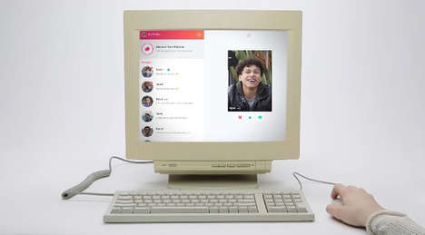 Click-Friendly Romance Apps - Tinder Online Brings Swipe-Based Dating to Desktop Computers