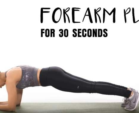 Speedy Celebrity Workouts