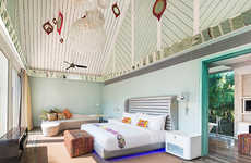 The W Goa is the Luxury Hotel Brand's First Location in India