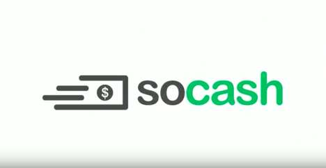 ATM-Replacing Apps - soCash is a Start-Up That Aims to Make ATM Machines Obsolete