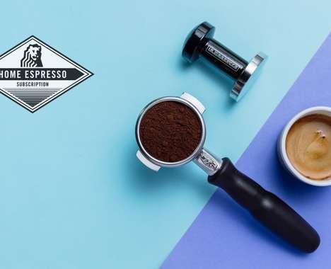 At-Home Espresso Subscriptions