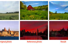 Stylistic Photography Algorithms
