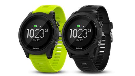 Holistic Athlete Smartwatches - The Garmin Forerunner 935 Fitness Smartwatch is Comprehensive