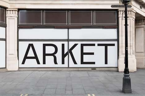 Fashion Lifestyle Retailers - H&M is Set to Launch the New Retailer Arket in Late Summer in London