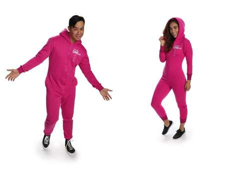 Telecom Hotspot Onesies - The T-Mobile 'ONEsie' Offers Unlimited Coverage for April Fool's Day