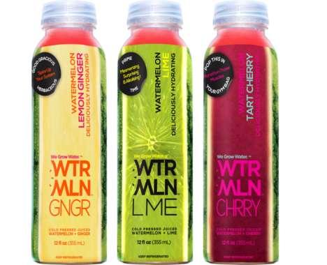 Hydrating Fruit Beverages