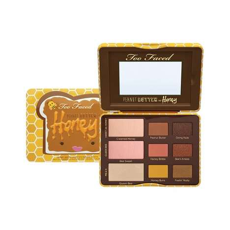 Scented Eyeshadow Palettes - This Too Faced Eyeshadow Set Celebrates a Fun Food Pairing