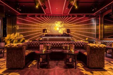 Stately Nightclub Concepts - Avenue LA is an Adaptation of the Popular New York City Club
