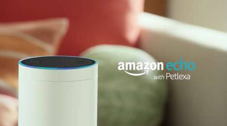 Pet Console Pranks - For April Fool's Day, Amazon Introduced 'Petlexa' for the Echo