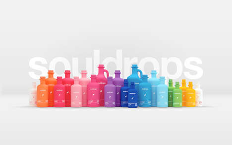 "Design-Focused Laundry Detergents - Souldrops Aims to Challenge the ""Traditional Detergent Sector"""