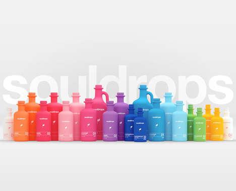 Design-Focused Laundry Detergents