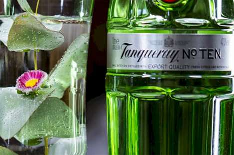 Aromatic Cocktail Sessions - The Tanqueray No. Ten Tasting is in Partnership with Perfumers
